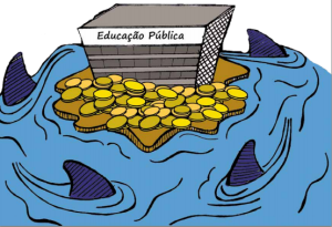 charge Patria educadora
