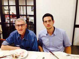 Aron e Mathias